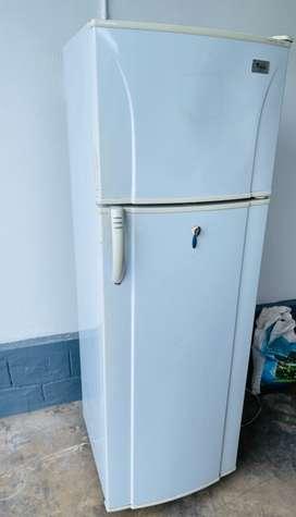 Whirlpool Double Door 285L Refrigerator.