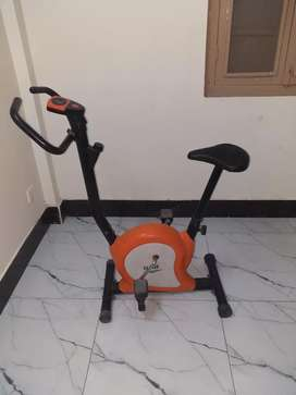 Exercise cycle reasonable amount