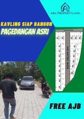 Dijual Tanah Matang Siap Bangun di Cirebon