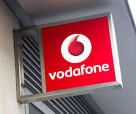 Needs candidates for part time of Back office(HR Payal)(Vodafone)
