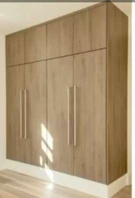 Bed wardrobes and doors