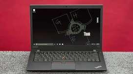 Slim Lenovo Thinkpad T460s Core i5 6th/8 GB RAM/256 GB SSD/14 INCH