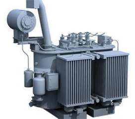 Electrical transformer for building 400 KVA