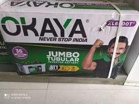 Okaya battery brand new