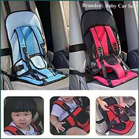 Baby Car Seat Belt, Safety Belt, Grow with style.