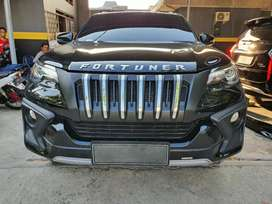 Grill Apollo Black Panther For All New Fortuner