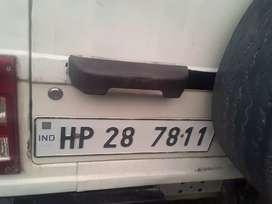 Bolero jeep Mahindra