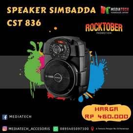 Speaker simbadda cst 836