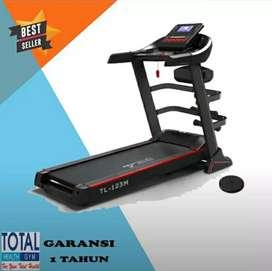 Alat - alat olahraga / Treadmill TL 123M