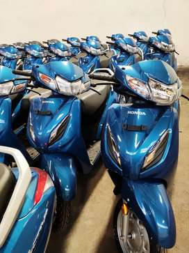 12000/- lowest down payment honda' activa 6g