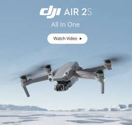 DJI Air 2S / 2 S / DJI Mavic Air 2S Drone 5.4K Video 20MP - Basic