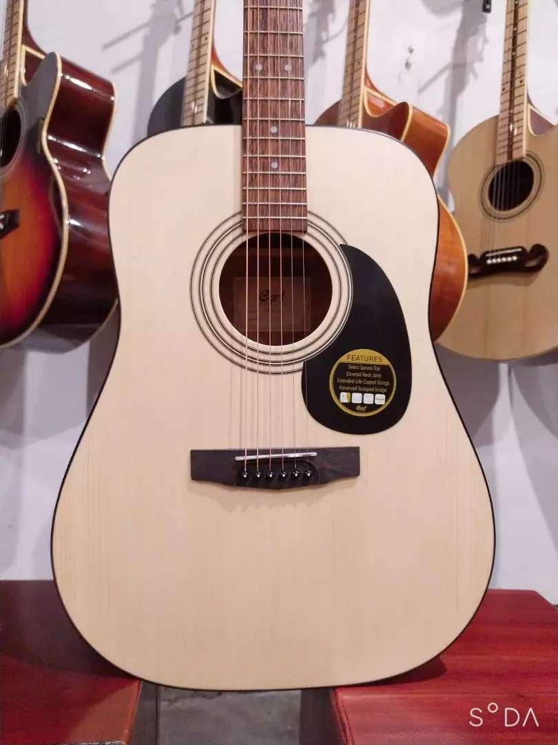 Gitar Akustik original cort 0
