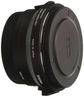 Sigma Mc-11 Sony Canon Mount Adaptor