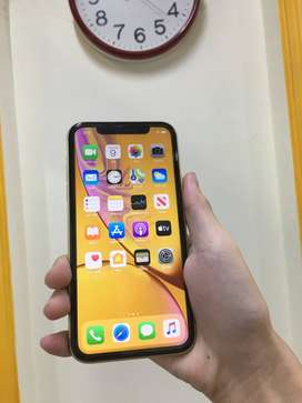 buy a apple i-phone xr in excellent condition  all over india cod(cash