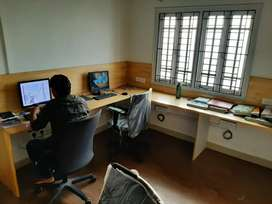3bhk flat for rent at madhapur sharing office