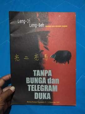 Buku Pameran Lukisan Djokopekik Leng Ji Leng Beh