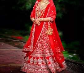 Royal Bridal lehanga