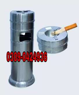 Ashtray Stainless Steel