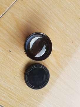 lensa s-vll lensa telepoto antok masih lumayan mulus