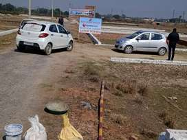 Contact me for land anywhere in lucknow