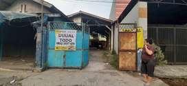 Di Jual / for sale Rumah/Gudang Lokasi Strategis Tanah Sangat Luas