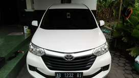 Grand new Avanza ABS nolspet km low