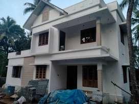 thrissur poochetty 5 cent 3 bhk new villa