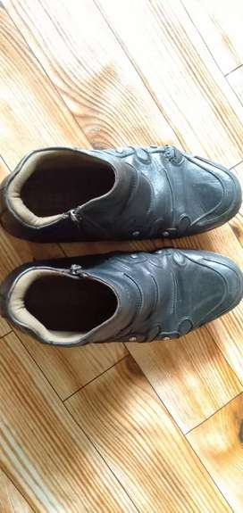 Sepatu booth modis gaul justin otto