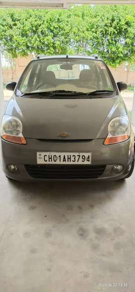 Chevrolet Spark 2011 Petrol Well Maintained