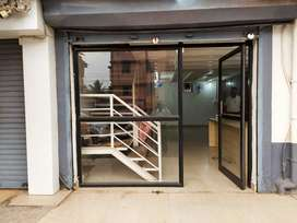 For sale office with mezanine service rd touch near KTC  Madel Mugali