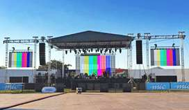JUAL STAGE RIGGING