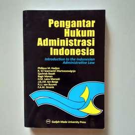 Preloved buku Pengantar Hukum Administrasi Prof. Hadjon