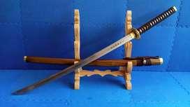 Pedang Samurai Katana Premium The Last Natural SE