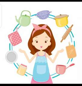 Female maid required for 12 & 24 hours