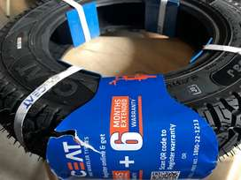 Brand New Ceat 2 wheeler tyre
