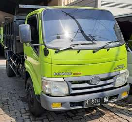 Hino Dump Dutro 130hd thn 2016
