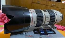 Canon Lens EF 70-200mm F2.8 L