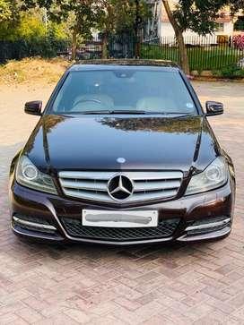 Mercedes-Benz C-Class C 220 CDI Style, 2013, Diesel