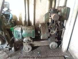 2 Diesel Generators