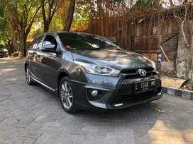 Toyota All New Yaris S Trd 2014 Matic Full Ori Km 20rb Pajak Baru.!!
