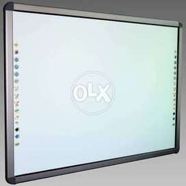 Interactive Smart Boards for Smart Class Rooms and Meetings