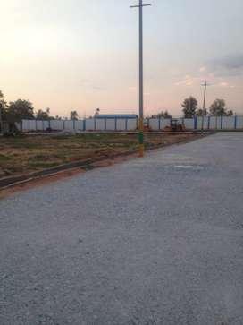 plots near yelahanka airforce station