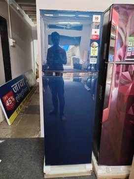 Toshiba 272 liter blue