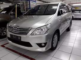 Grand Innova G diesel 2.5 matic 2012