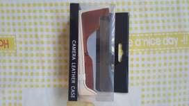 Olympus Leather Half Case EP3