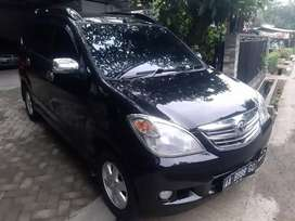 Toyota Avanza G '2008 manual