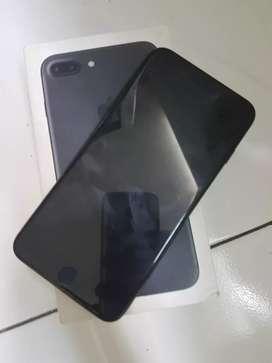 Iphone 7 plus black matt 128gb