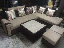 22499 Combo of corner sofa set at Satya furniture