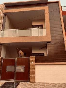 for sale kothi 100 gaj new built prime location