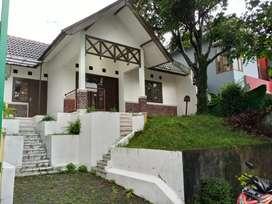 Sewa Rumah Asri Cluster Kota Bandung